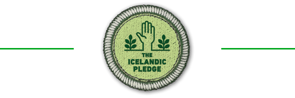 Icelandic Pledge